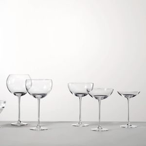 wine glass / stemware / for domestic use / commercial