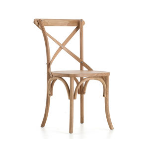 traditional chair / oak