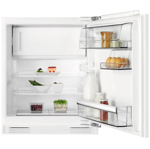 home refrigerator / compact / white / energy-efficient
