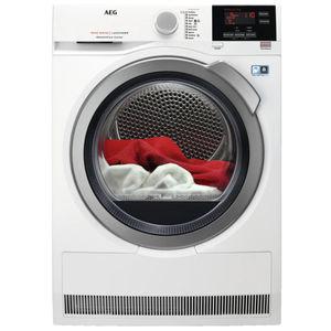 dryer with heat pump
