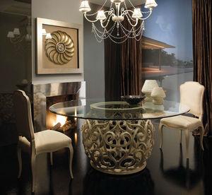 Tavolo Rotondo Vetro Design.Giusti Portos Tables All The Products On Archiexpo