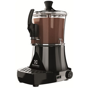 hot chocolate dispenser