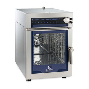 commercial oven / electric / free-standing / steam