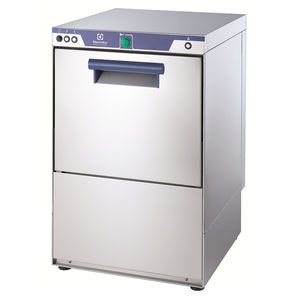 commercial glass washer