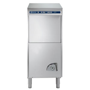 front-loading dishwasher