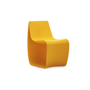 contemporary chair / child's / rotomolded polyethylene / contract