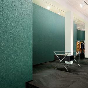 cotton wallcovering / vinyl / tertiary / printed