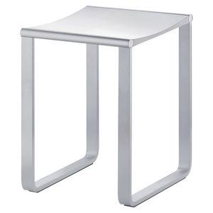 aluminum shower stool