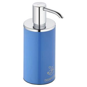 free-standing soap dispenser
