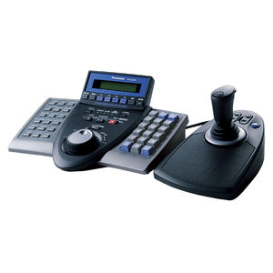 video monitoring network control keypad / countertop
