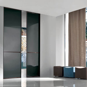 float glass panel / tempered / laminated / double-glazed