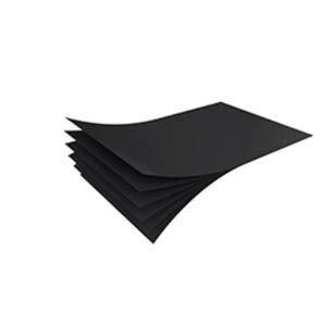 leather look decorative laminate / wood look / plain / high-gloss
