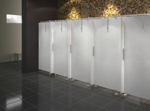 glass washroom shower cubicle
