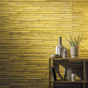 natural fiber wallcovering / for domestic use / for public spaces / for restaurants