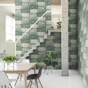 glass wallcovering