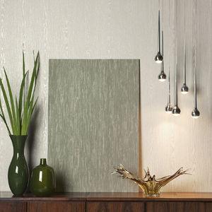 contemporary wallpaper / vegetal fiber / patterned / non-woven