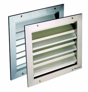 anodized aluminum ventilation grill