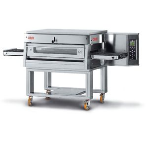 commercial oven / electric / conveyor / free-standing