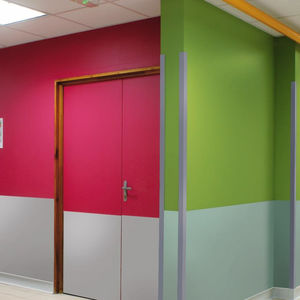 resin wall-covering