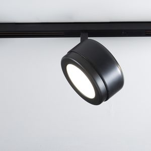 ceiling-mounted spotlight