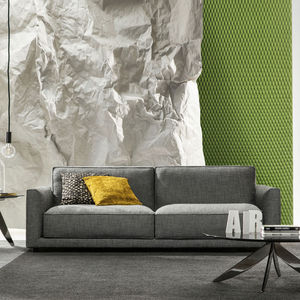 Contemporary Sofa Fabric With Removable Cover Custom