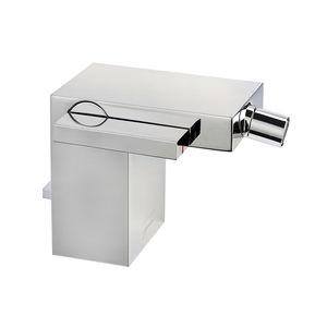 double-handle bidet mixer tap