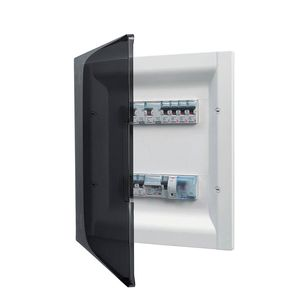 wall-mounted electrical enclosure