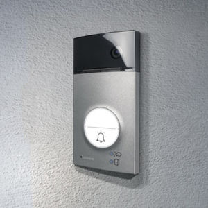 door station with proximity reader / with camera / metal