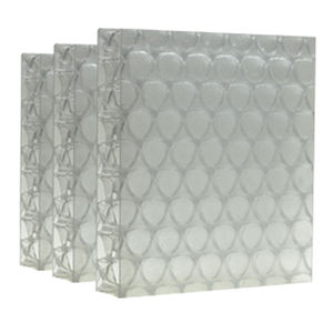 construction composite panel / polycarbonate / for flooring / for floors