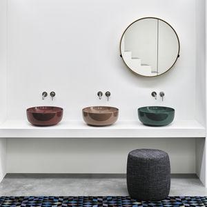 multiple washbasin