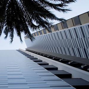 aluminum facade system