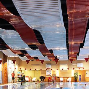 metal suspended ceiling