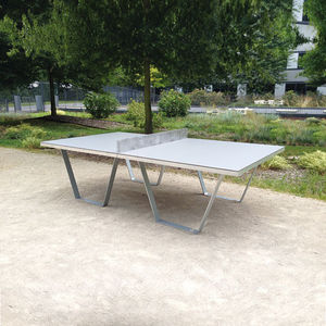 contemporary ping pong table