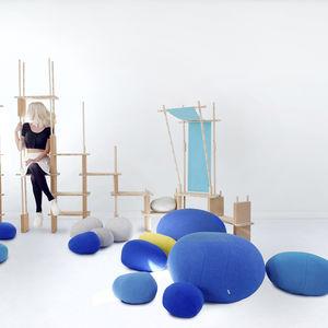 sofa cushion / for chairs / floor / round