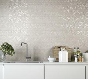 indoor tiles / kitchen / floor / porcelain stoneware