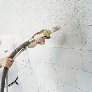 smoothing coating / insulating / interior / for interior walls