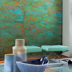 polyethylene wallcovering