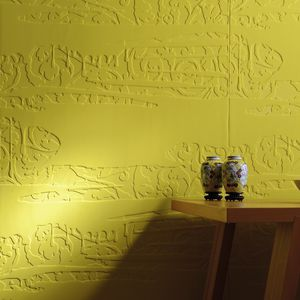 polyester wallcovering