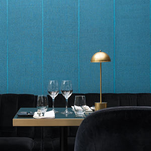 cotton wallcovering / polyester / vinyl / home