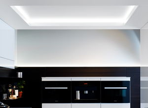 sky ceiling LED panel / for backlit ceilings