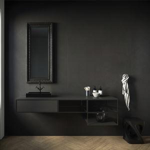 bathroom tile / outdoor / wall / Dekton®