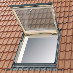 rooftop window frame