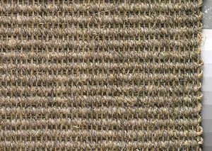 contemporary rug / plain / sisal / rectangular