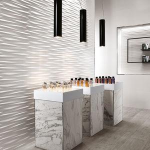 indoor tile / wall / ceramic / 40x80 cm