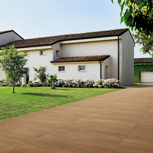 outdoor tile / floor / porcelain stoneware / 40x120 cm