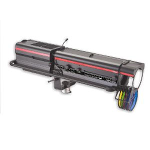 IP20 follow spot / halogen / for theaters / for stage lighting