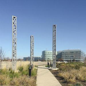 COR-TEN® steel sculpture