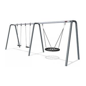 galvanized steel swing