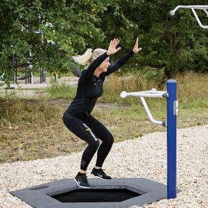 gymnastics trampoline