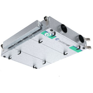 industrial air handling unit / for ceilings / compact